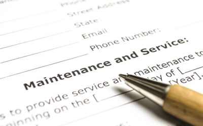 Is It Time for a Service Agreements Review?